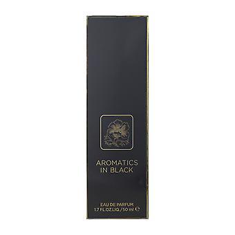 Clinique Aromatics In Black Eau De Parfum Spray 1.7oz/50ml New In Box