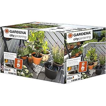 Control de riego ciudad (vacaciones) GARDENA jardineria, ohne Behälter 1265-20