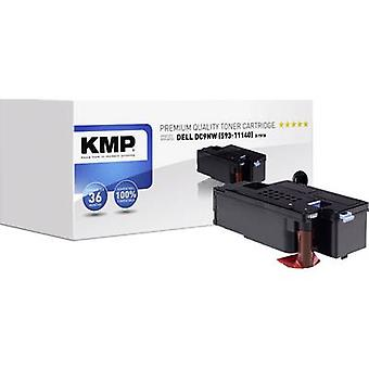 KMP Toner cartridge replaced Dell 593-11140 Compatible Black 2000 pages D-T81B