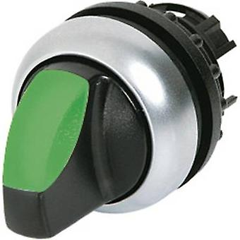 Pushbutton Black, Green Eaton M22-WRLK3-G 1 pc(s)