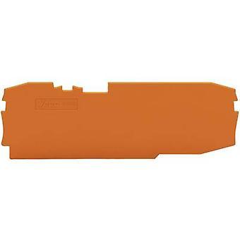WAGO 2006-1692 Cover Plate Orange 1 pc(s)