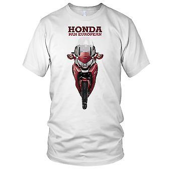 Honda Pan motocykl Europejskiej Panie T Shirt
