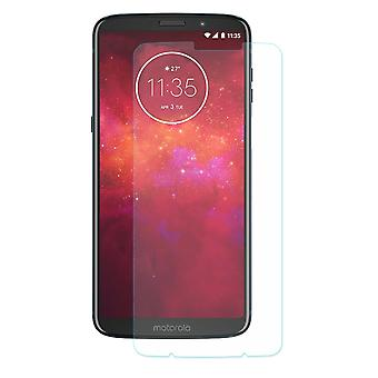 Motorola Moto Z3 display protector 9 H laminated glass tank protection glass tempered glass