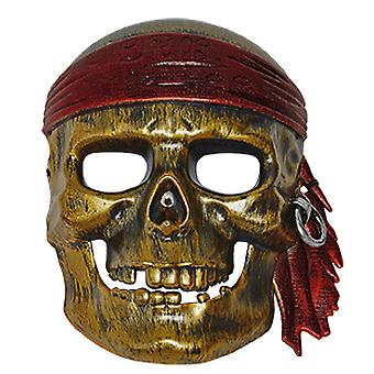 Mask skull pirate child skull privateer accessory Carnival Carnival