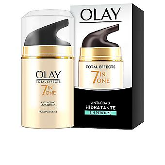 Olay Total Effects Anti-edad Hidratante Sin Perfume 50 Ml For Women