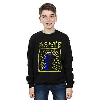 David Bowie gutter 90s ramme Sweatshirt