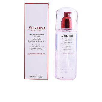 Shiseido Skincare de defender tratamento emoliente enriquecido 150 Ml para as mulheres