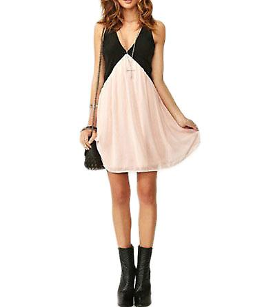 Waooh - Fashion - Dress Two-tone tulle