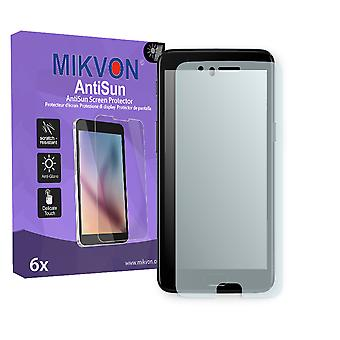 OnePlus 5 Screen Protector - Mikvon AntiSun (Retail Package with accessories) (reduced foil)