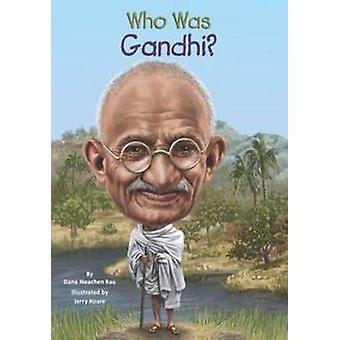 Vem var Gandhi? av Dana Meachen Rau - 9780448482354 bok