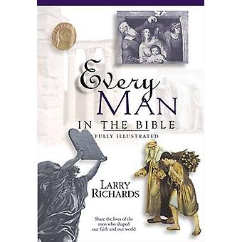 Every Man in the Bible by Larry Richards - 9780785214397 Book