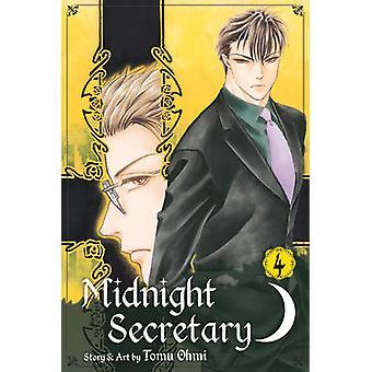 Midnight Secretary by Tomu Ohmi - 9781421559476 Book