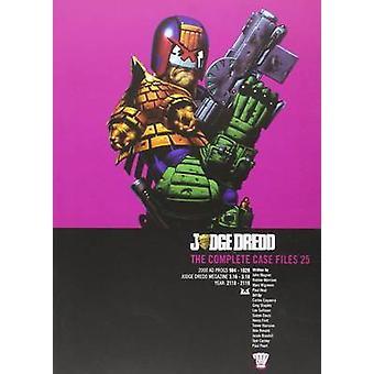 Judge Dredd - Casefiles 25 - 25 by John Wagner - 9781781083314 Book