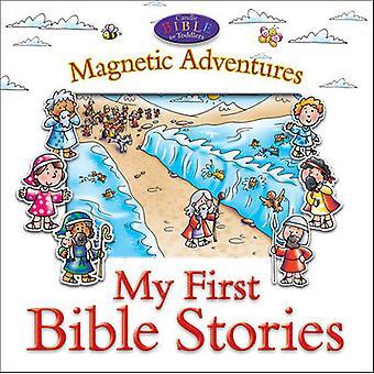 Magnetische Abenteuer - meine ersten Bibelgeschichten von Juliet David - Helen