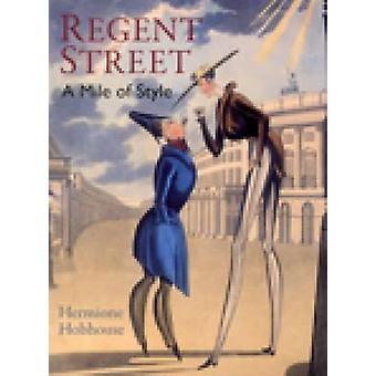Regent Street etter Hermine Hobhouse - 9781860772481 bok