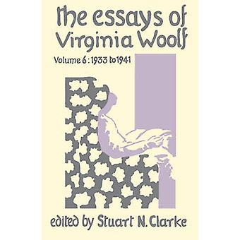 Essays Virginia Woolf - Volume 6 by Virginia Woolf - 9780701206710 Book