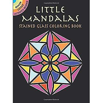 Petit Mandalas vitrail Coloring Book (Dover vitrail Coloring Book)