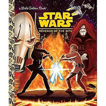 Star Wars: Wraak van de Sith (gouden boekje)