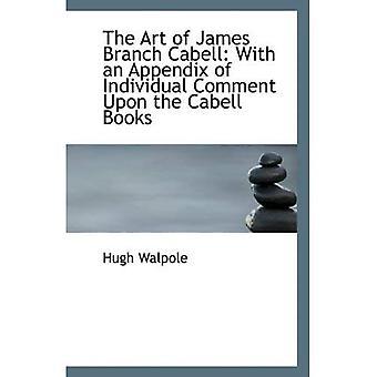 Sztuka James oddział Cabell: się dodatek poszczególne Komentarze po książki Cabell