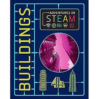 Äventyr i STEAM: byggnader