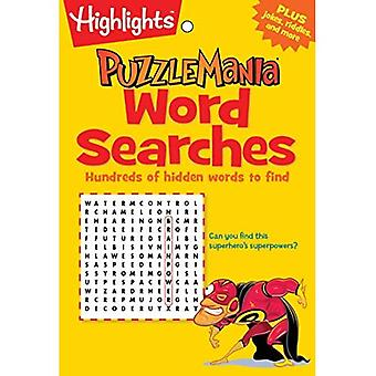 Word Searches (Puzzlemania(r) Puzzle Pad)