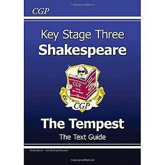 KS3 English Shakespeare Text Guide: The Tempest