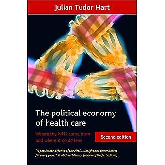Die politische Ökonomie des Gesundheitswesens: Woher stammt die NHS und wohin es führen könnte