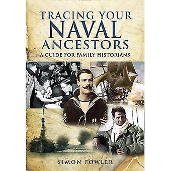 Rückverfolgung Ihrer Marine Vorfahren