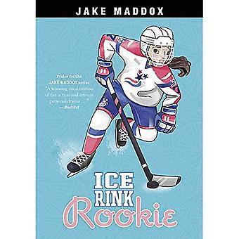 Eis-Eisbahn-Rookie