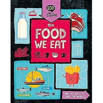 Eco STEAM: Maten vi äter (Eco STEAM)
