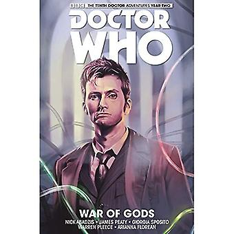 Doctor Who: The Tenth Doctor: War of Gods, Volume 7