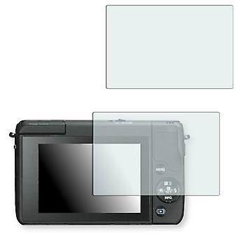 Canon EOS M10 screen protector - Golebo crystal clear protection film