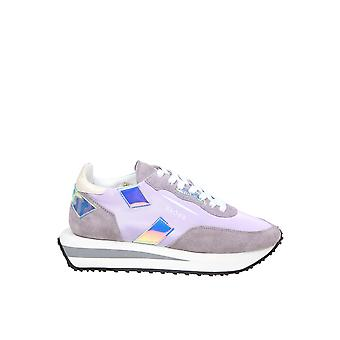Ghoud Multicolor Fabric Sneakers