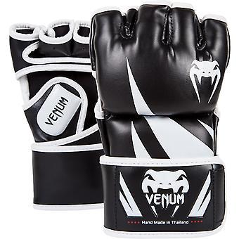 Venum Challenger MMA Training Gloves - Black/White