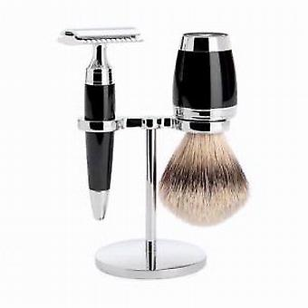Muhle Stylo 3 Piece Safety Razor Set