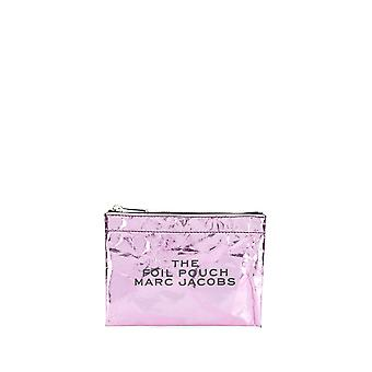 Marc Jacobs Pink Plastic Clutch
