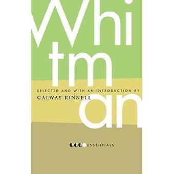 Essential Whitman by Walt Whitman - 9780060887926 Book