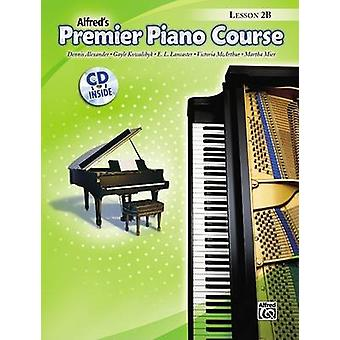 Premier Piano Course - Lesson 2B by Dennis Alexander - Gayle Kowalchy