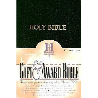 Holy Bible - KJV Award Bible - Imitation Leather by Broadman & Holman P