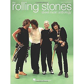 The Rolling Stones Sheet Music Anthology (Piano/Vocals/Guitar Book) -
