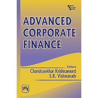 Advanced Corporate Finance - 9788120336117 Book
