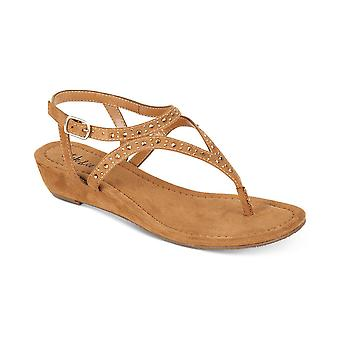Style & Co. Womens Hareet Open Toe Casual Ankle Strap Sandals