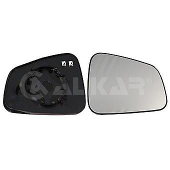 Right Driver Side Mirror Glass (Heated) & holder For VAUXHALL MOKKA 2012-2017