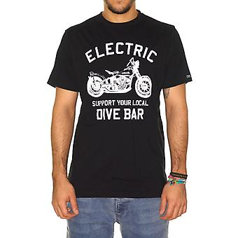 T-shirt Electric Dive Bar - size S
