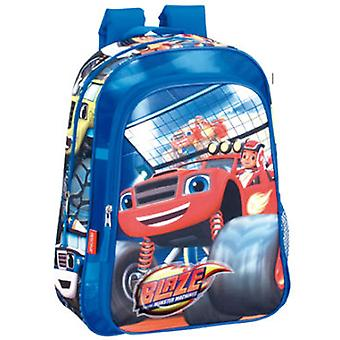 Import Children daypack Blaze Jump (Toys , School Zone , Backpacks)