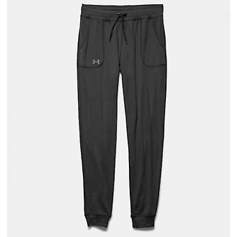 Under Armour tech solid long trousers ladies grey 1271689-090