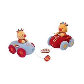 Nattou car rattle and vibration (Display) (babies, toys, rattles)