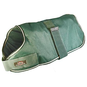 Outhwaites Waterproof Polyester Padded Coat Bottle Green 35cm (14