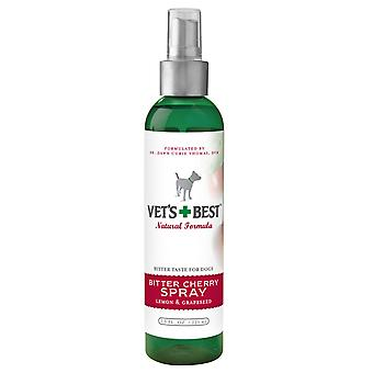Dyrlæger bedste hund bitre kirsebær Spray 225ml