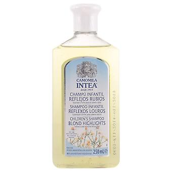Intea  Children'S Highligts Camomile Shampoo Blond 250 Ml (Children , Hair , Shampoo)